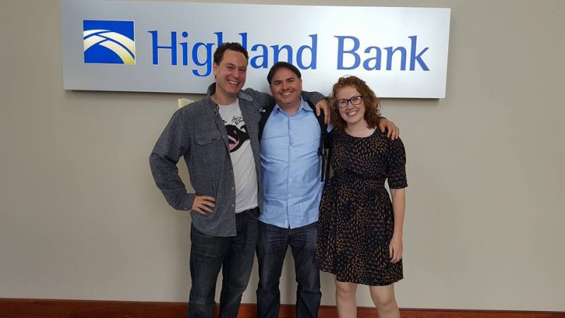 Can Can Wonderland Founders at Highland Bank