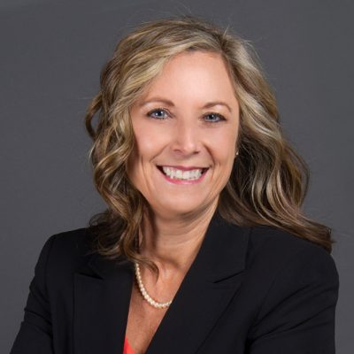 Angie Propp, VP Cash Managment