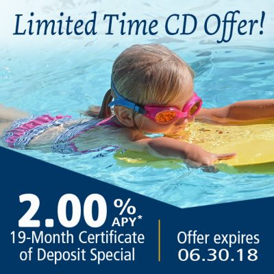 Summer CD Rate Special - Highland Bank