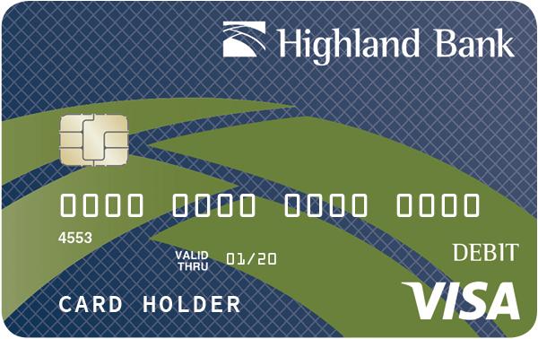 HB Personal Debit Card